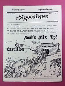 Harry-Lorayne-Richard-Kaufman-APOCALYPSE-Magic-Newsletter-Vol-1-No-5-1978