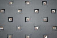 Grey Pattern Wilton Carpet Quality Heavy Domestic 10'ft X 12'5ft Hessian Backing