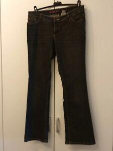 Details zu Bootcut Jeans von Rainbow Gr. 40 schwarz