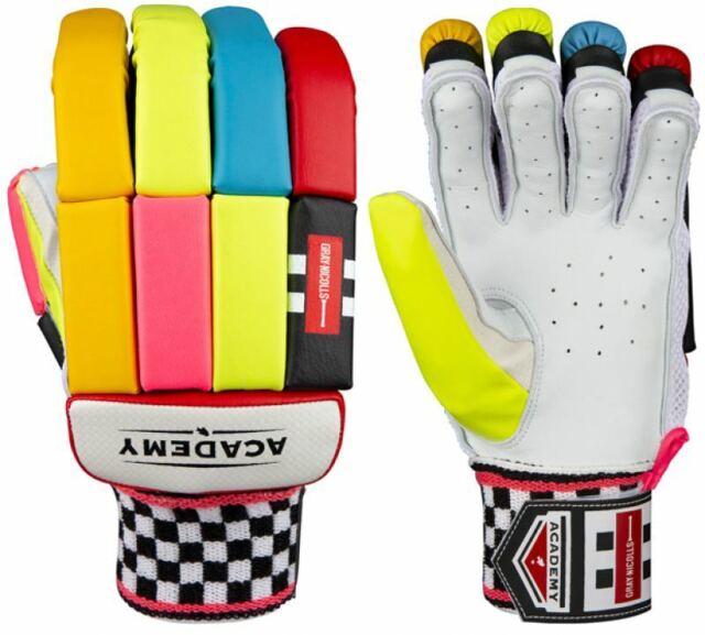 2019 Gray Nicolls Heritage Academy  Batting Gloves All Sizes Free Postage