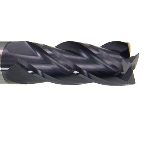 1PCS 16mm HRC50 4 flute Extra Long Length 150mm Carbide End Mill Milling Cutter