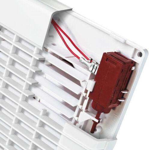 Badlüfter piccolo spazio Ventilatore fortemente per esecuzione umidostato Dalap lvzw 125 41116