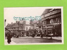 Wyle Cop Shrewsbury unused RP pc Boots Ref B971