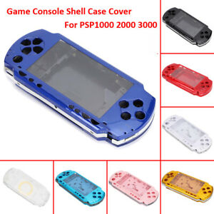 Housing-Shell-Faceplate-Case-Cover-Replace-For-PS-P-1000-2000-3000-Game-Console