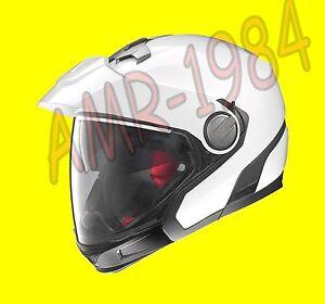 HELMET-NOLAN-N40-FULL-CLASSIC-PLUS-N-COM-WHITE-WHITE