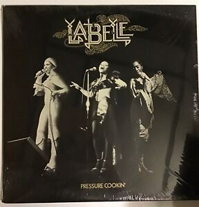Labelle-Pressure Cookin' 1st Pressing/Sealed Promo Vinyl