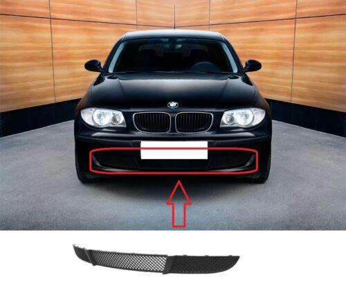 Nuevo BMW 1 Series E87 CENTRO DE PARACHOQUES DELANTERO INFERIOR Rejilla de Malla de 2007-2011