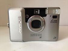 Olympus iZOOM 2000 APS Compact Film Camera parts/not working