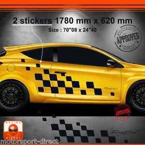 Details About Sticker Renault Megane Rs 3 Tuning Sport Aufkleber Adesivi Pegatina Decal 028