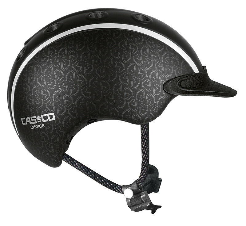 Casco kinderreithelm Choice reithelm casco negro casco de seguridad by crownclub
