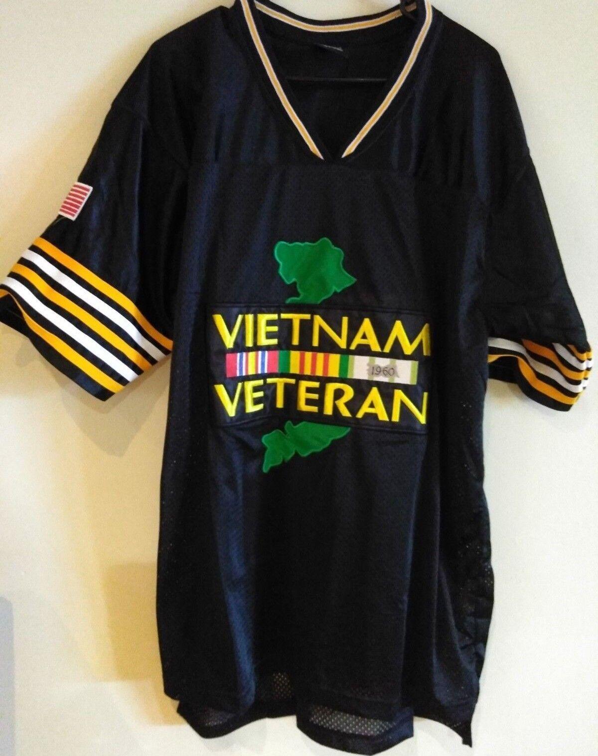 4d46c4832f2815 VIETNAM Jersey Size L Shirt VETERAN nnfkrv225-T-Shirts - bermuda ...