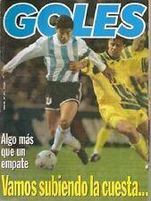 FIFA WORLD CUP 1994 GOLES Australia vs Argentina Mag