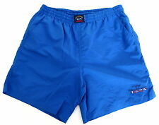 PAUL & SHARK YACHTING Badehose Swimming Trunks Bermuda Shorts Größe L Blau Blue