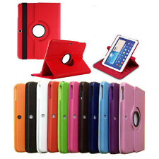 360 Rotating Leather Case Cover Stand for Samsung Galaxy Tab 3 P5200 P5210 P5220
