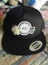 Sanrio Plan Check SnapBack Pompompurin Chococat Hat