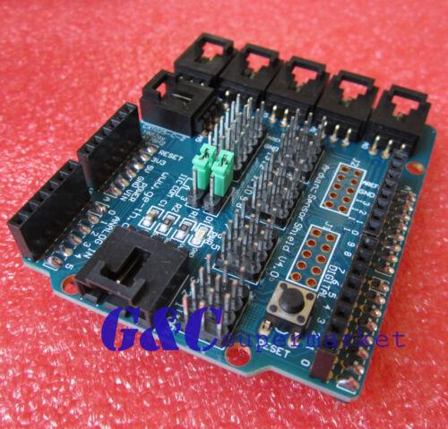 Sensor Shield V4 Digital Analog Module Arduino Duemilanove//UNO WA