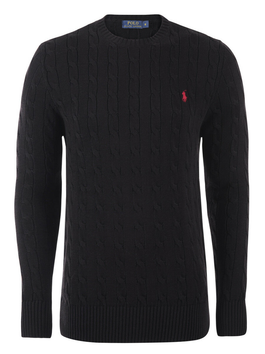RALPH LAUREN  Herren SWEAtER NEW ORIGINAL SWEATSHIRT JUMPER  SIZES : S/M/L/XL/XXL