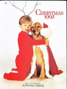 Details about 1995 JC PENNEY CHRISTMAS '95 CATALOG PENNEYS WISHBOOK