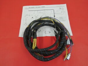 image is loading new-1939-ford-deluxe-dash-wiring-harness-91a-