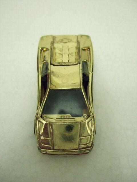 Célébrez les voeux du Nouvel An Matchbox rare PREPRO PREPRO PREPRO mb22 Lamborghini Diablo, never released Brass Plated   Commandes Sont Les Bienvenues  98bd92