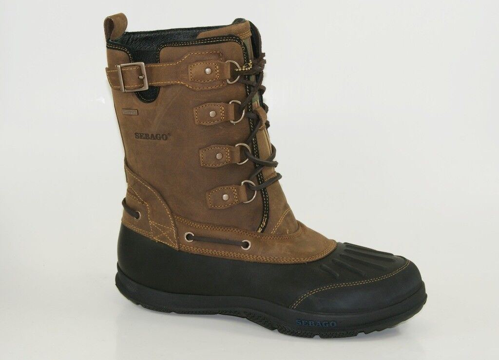 Sebago Wells Riverbank Zapatos Waterproof botas Herren Winter Zapatos Riverbank NEU B17203 f50d16