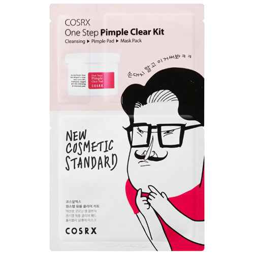 [Cosrx] One Step Pimple Clear Kit