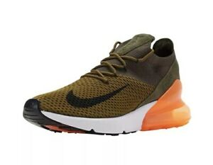 Details about Nike Air Max 270 Flyknit Mens Running Shoes Lifestyle NSW Sneakers Size 13 NEW