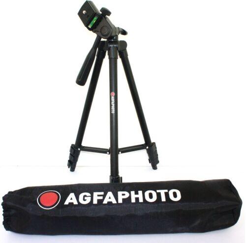 """50/"""" Agfaphoto pro Trípode con Estuche para Canon EOS REBEL Xs Xsi 450d"""
