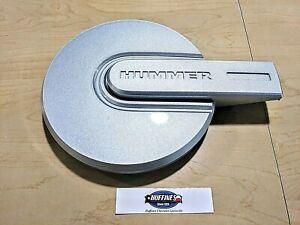 New-OEM-Wheel-Center-Cap-2006-2010-Hummer-H3-034-Sparkle-Silver-034