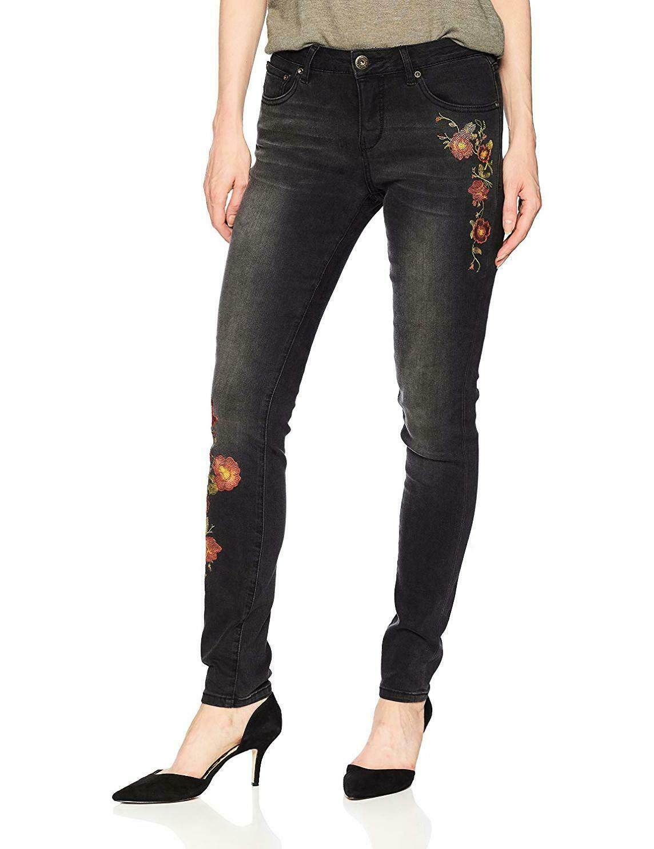 Jag Jeans Women's Sheridan Skinny Jean W  Embroidery - Choose SZ color