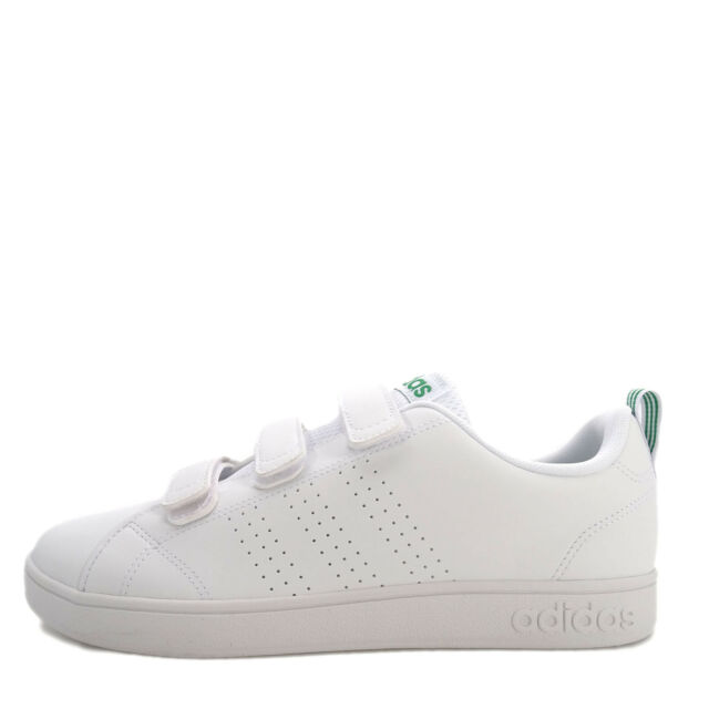 Adidas NEO VS Advantage CL CMF [AW5210] Men Casual Shoes WhiteGreen
