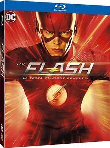 The-Flash-Stagione-3-Cofanetto-Con-4-Blu-Ray-Nuovo-Sigillato
