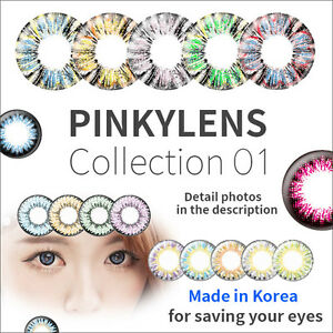 image is loading colored contacts lenses korea halloween crazy lens kontaktlinsen