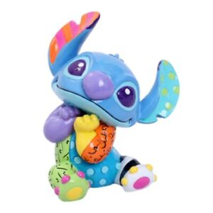 Disney-by-Britto-Lilo-amp-Stitch-Stitch-Stone-Resin-Mini-Figurine