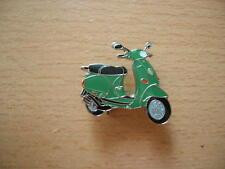 Pin Anstecker Vespa Piaggio ET 4 / ET4 grün green Roller Scooter Art. 0635 Moto
