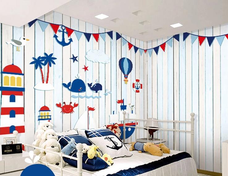 3D Tropische Ozean Stil 56 Tapete Tapeten Mauer Foto Familie Tapete Wandgemälde