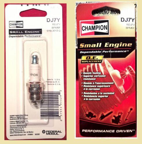 1 to 8 Plugs Champion DJ7Y Sm Eng Spark Plugs OE Repl 037551011292 RDJ7Y BPM6F