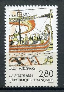 Original Stamp / Timbre France Neuf N° 2867 ** France Suede / Les Vikings