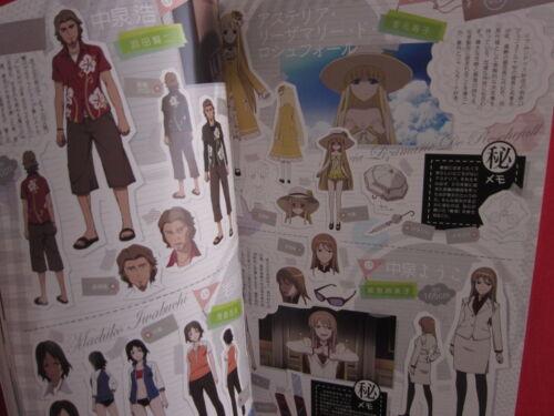 The Flower Of Rin-ne TV ANIMATION Official guide book Lagrange