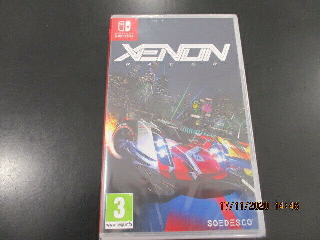 Xenon Racer Switch neuf sous Blister version fr