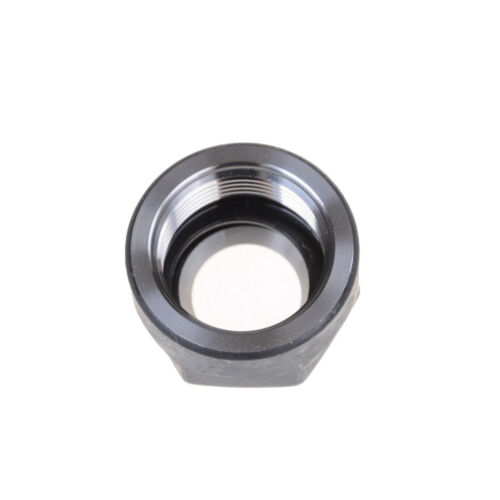 ER20 A Type Collet Clamping Nut for CNC Milling Chuck Holder Lathe Black 34x20mm