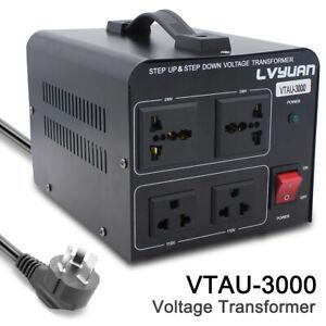 3000W-Voltage-Converter-Transformer-AU-US-trip-Step-Up-Down-110v-240v-240v-110v
