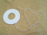 5 Yards Ultra Thin Velcro® For Doll Clothes
