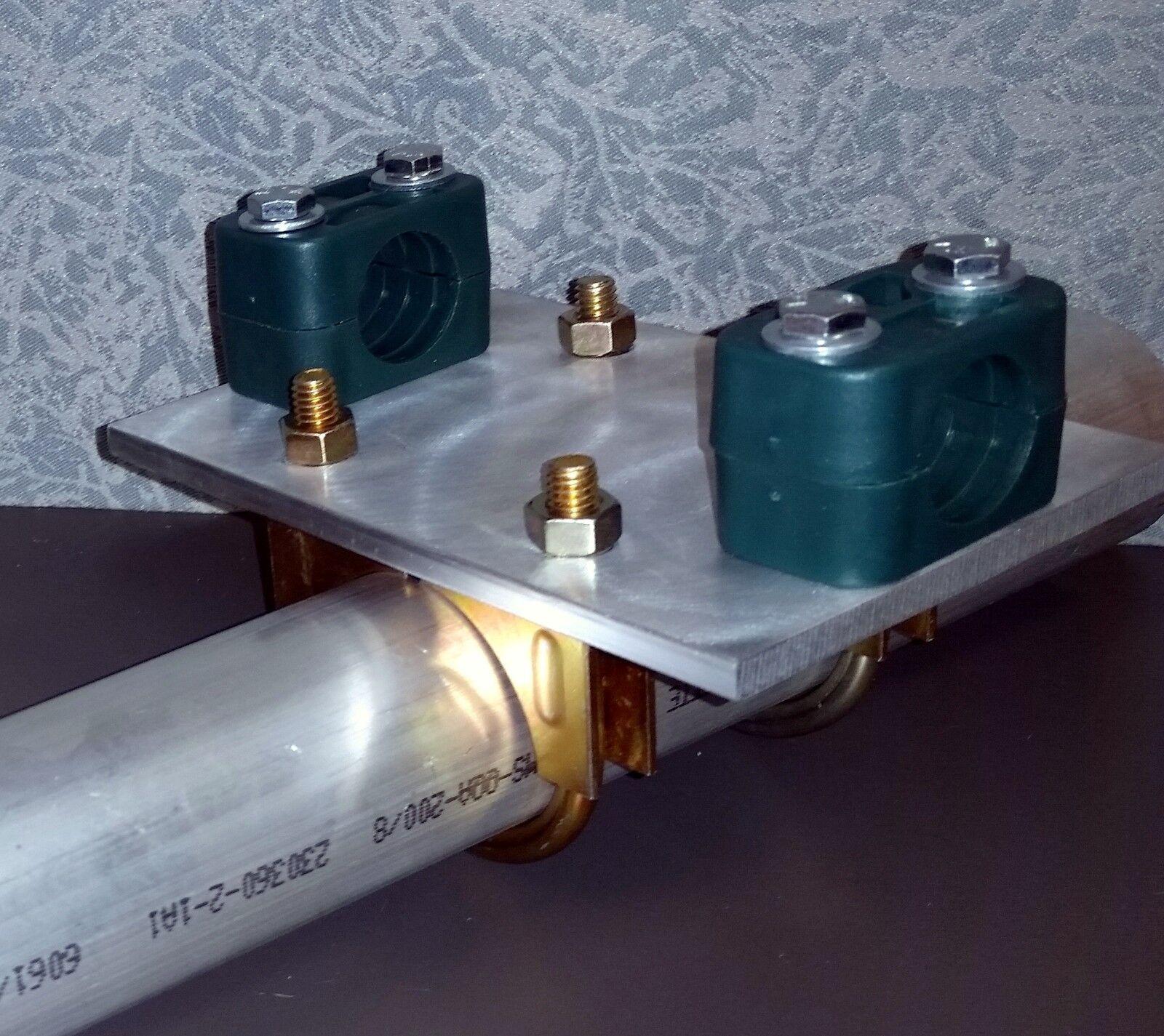 "Yagi Antenna Plates 1.50/"" Boom to 1//2/"" Element"