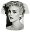 Hot-Star-Sexy-Madonna-3D-Print-Casual-T-Shirt-Mens-Womens-Short-Sleeve-Tee-Tops thumbnail 11