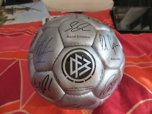 DFB Unterschriften - Ball 2014 gebr., Gr. 5 - Oranienburg, Deutschland - DFB Unterschriften - Ball 2014 gebr., Gr. 5 - Oranienburg, Deutschland