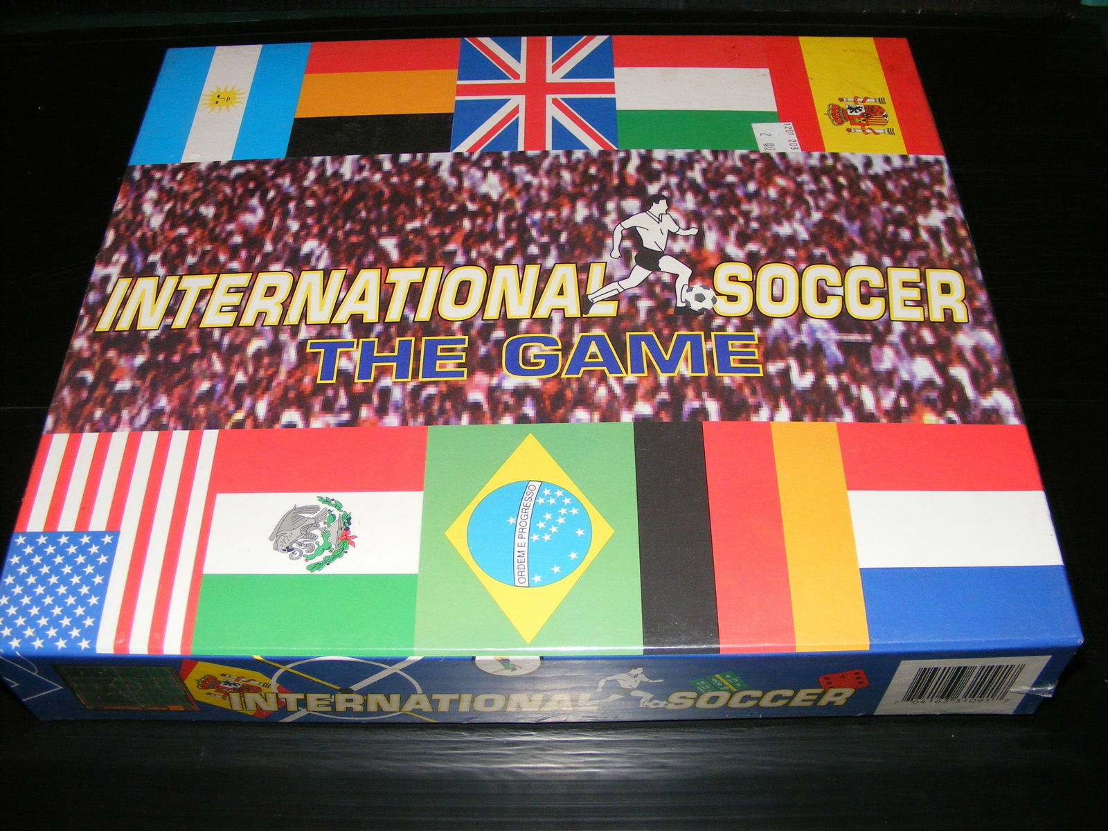 1992 International Soccer The Game NEW