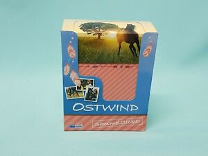 36 Tüten Stickers, albums, pakjes Blue Ocean Ostwind 4 Aris Ankunft Sticker  1 x Display