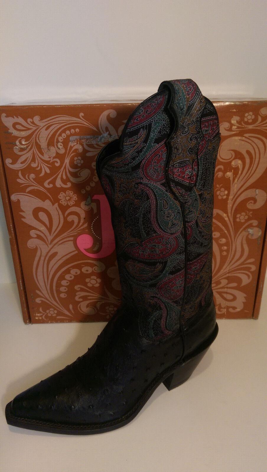 Justin Ladies Boots L8550 12