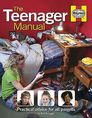 1 of 1 - The Teenager Manual: Practical Advice for All Parents by Pat Spungin...Haynes